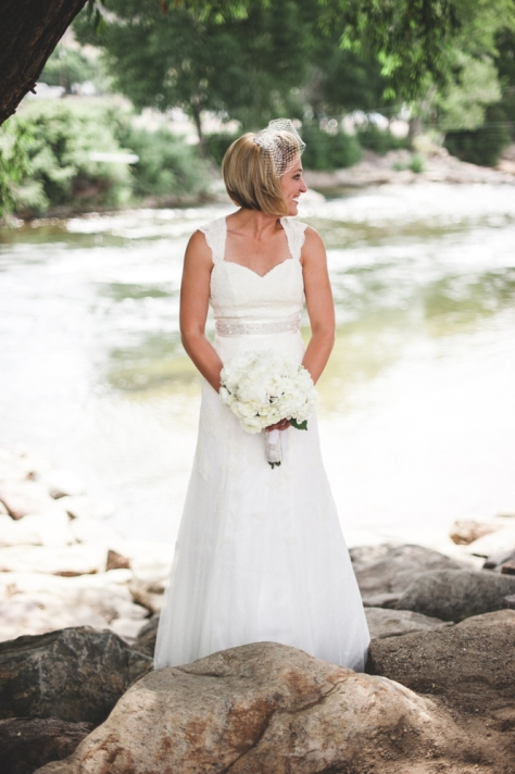 Colorado River Wedding